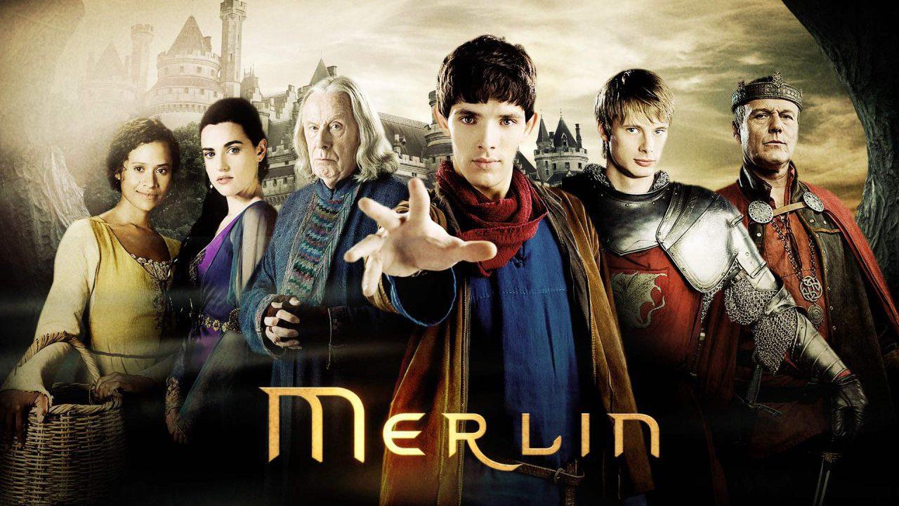 Sortez vos mouchoirs, la série Merlin se termine