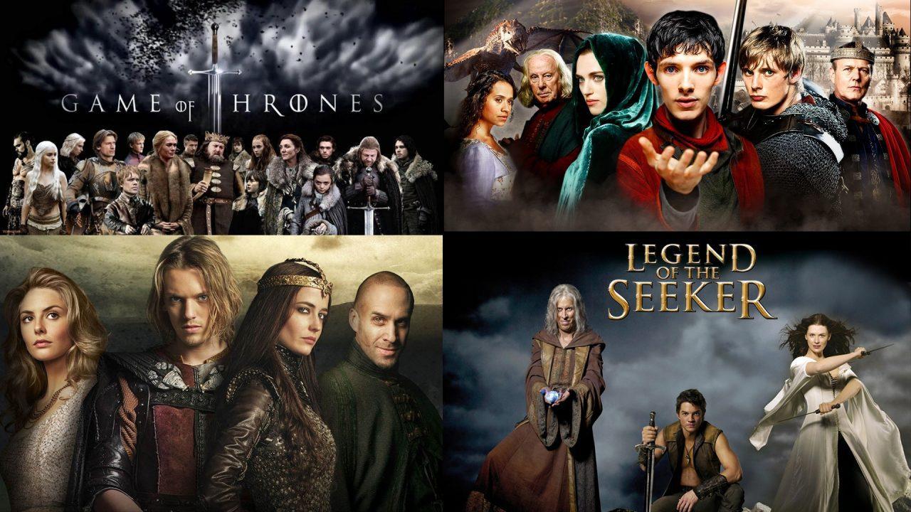 Devenez fan de séries télévisées fantastiques