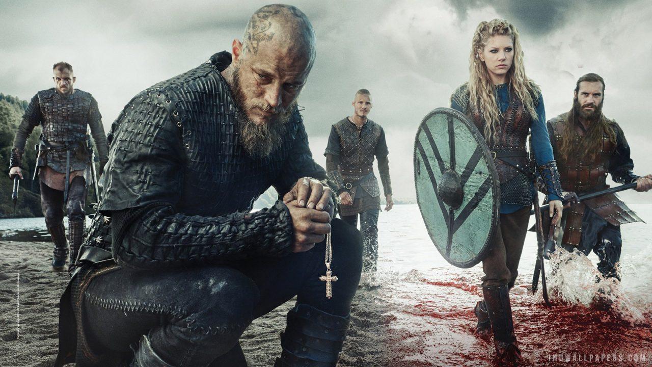 Découvrez la véritable Histoire et les mythes des personnages de Vikings
