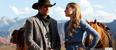 #Westworld, la nouvelle série d' HBO