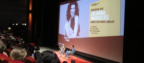 Séries Mania : Rencontre exceptionnelle avec Julianna Margulies