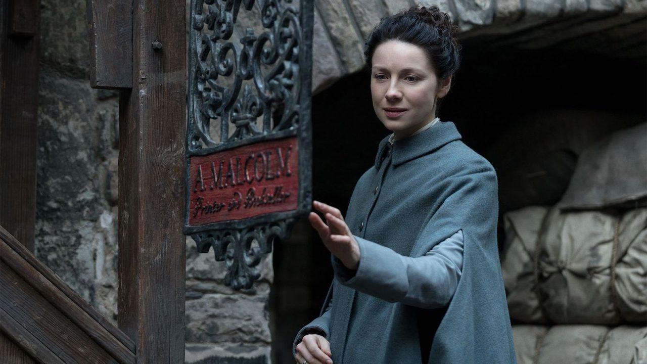Pourquoi deux semaines d'attente entre les deux épisodes d'Outlander