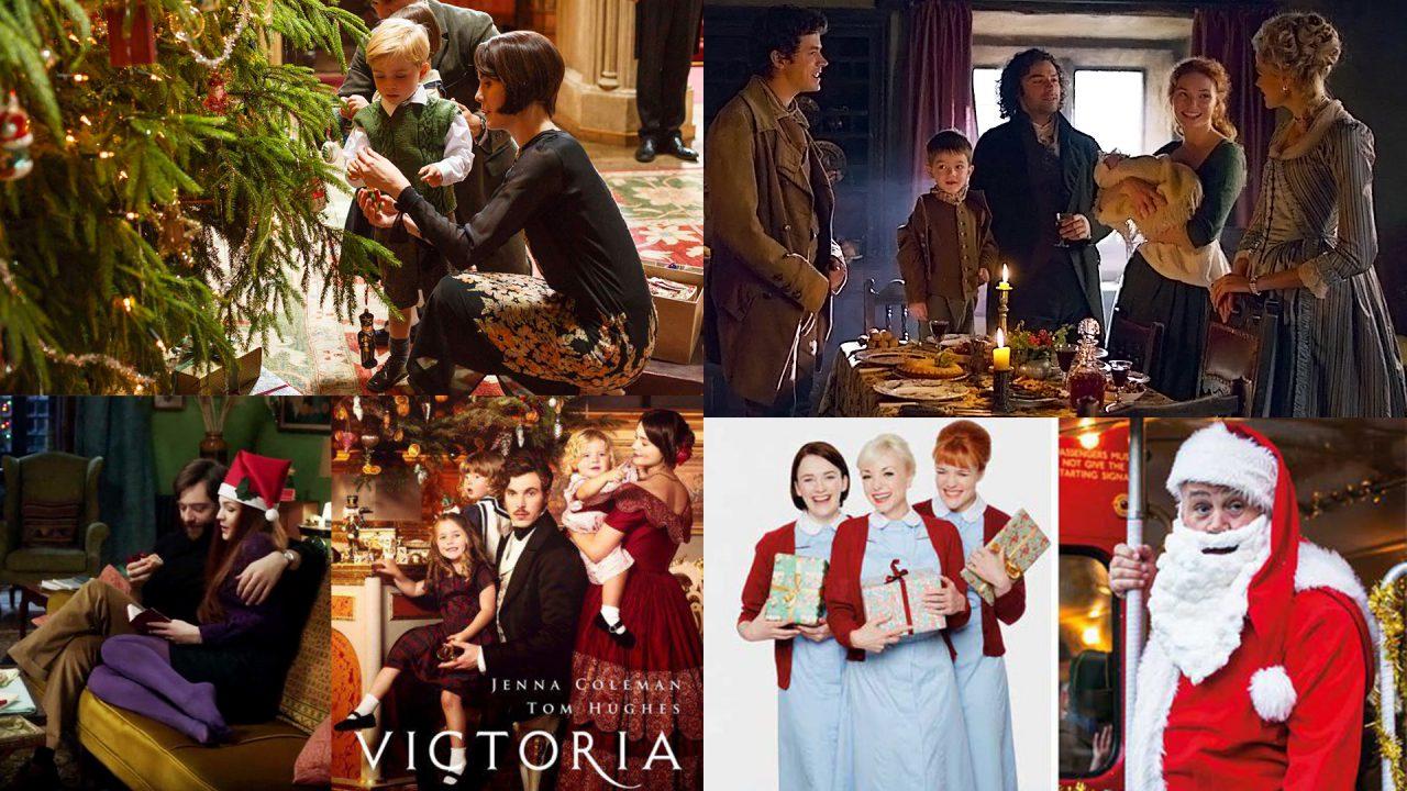 Les meilleurs épisodes de Noël de séries anglaises