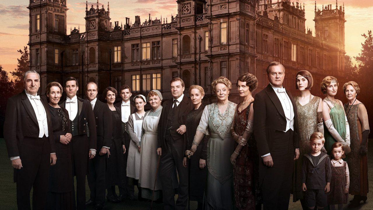 Les premières informations sur le film Downton Abbey