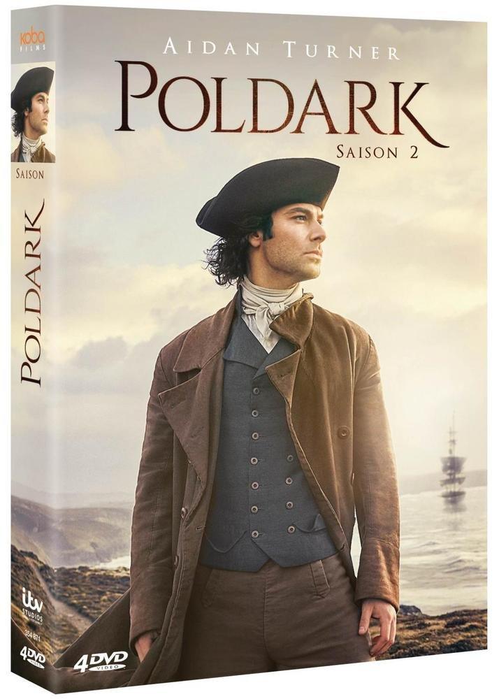Poldark – Saison 2 – DVD