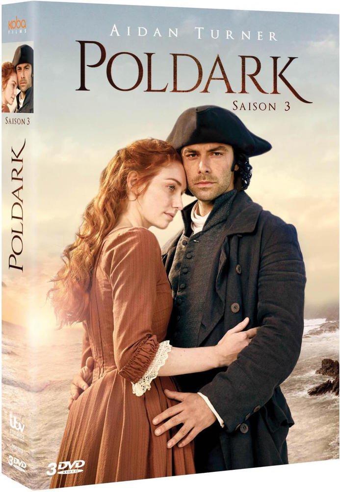 Poldark – Saison 3 – DVD