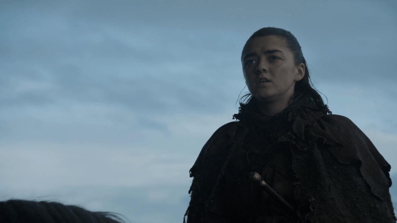 Quelle fin peut-on prédire à Arya Stark