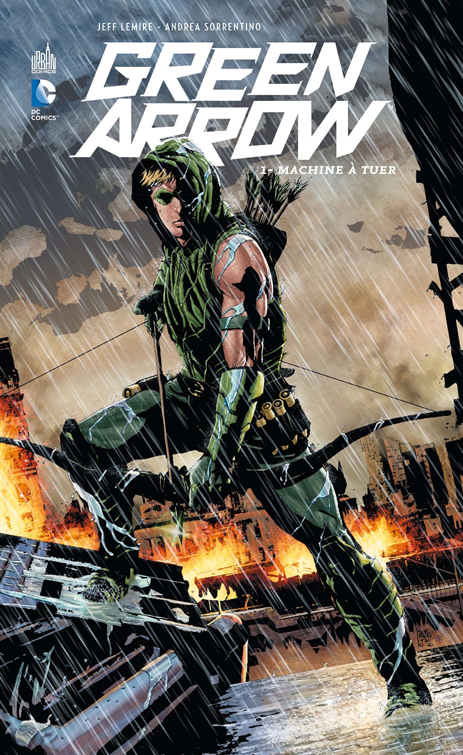 Green Arrow – Tome 1 / Arrow