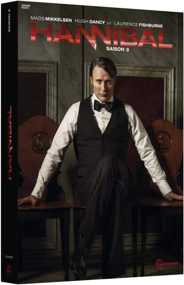 Hannibal – Saison 3 – DVD