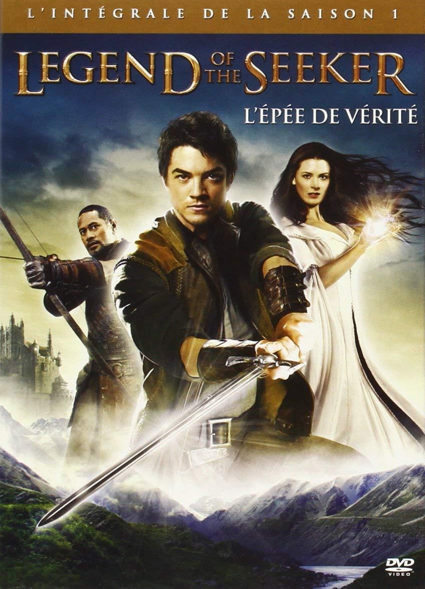 Legend of the seeker – Saison 1 – DVD