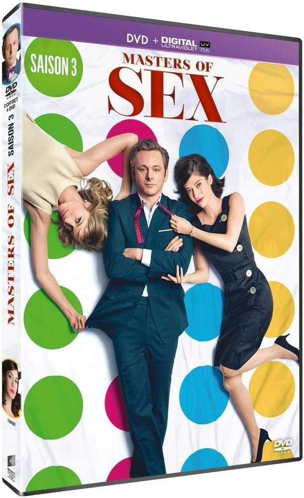 Masters of Sex – Saison 3 – DVD