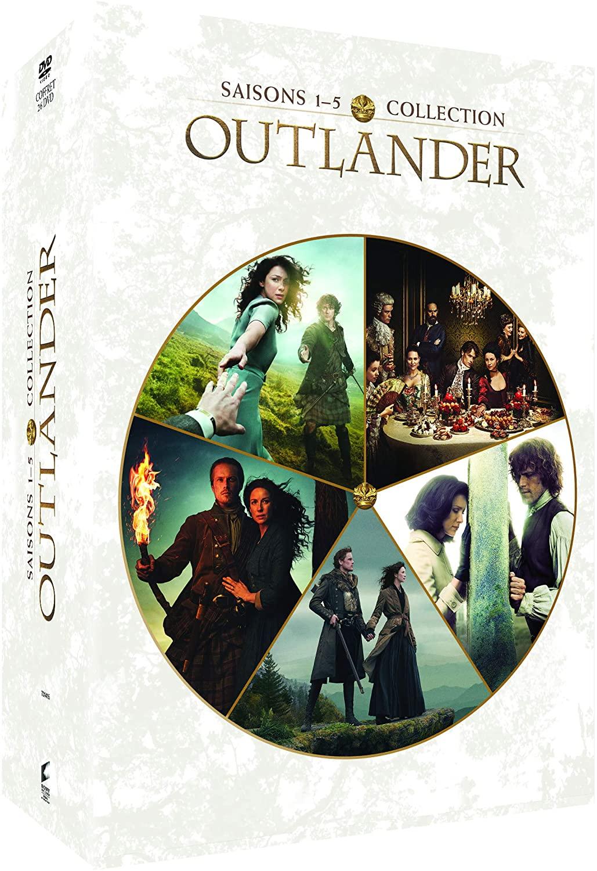 Outlander – Coffret – Saison 1 à 5 – DVD