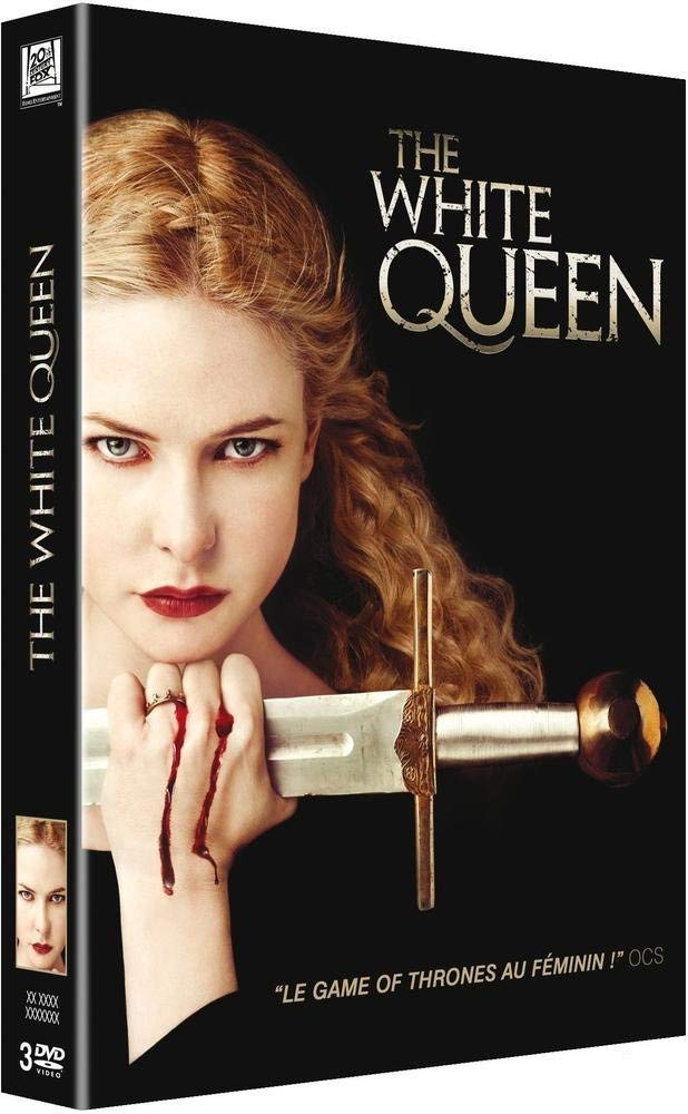 The White Queen – Saison 1 – DVD