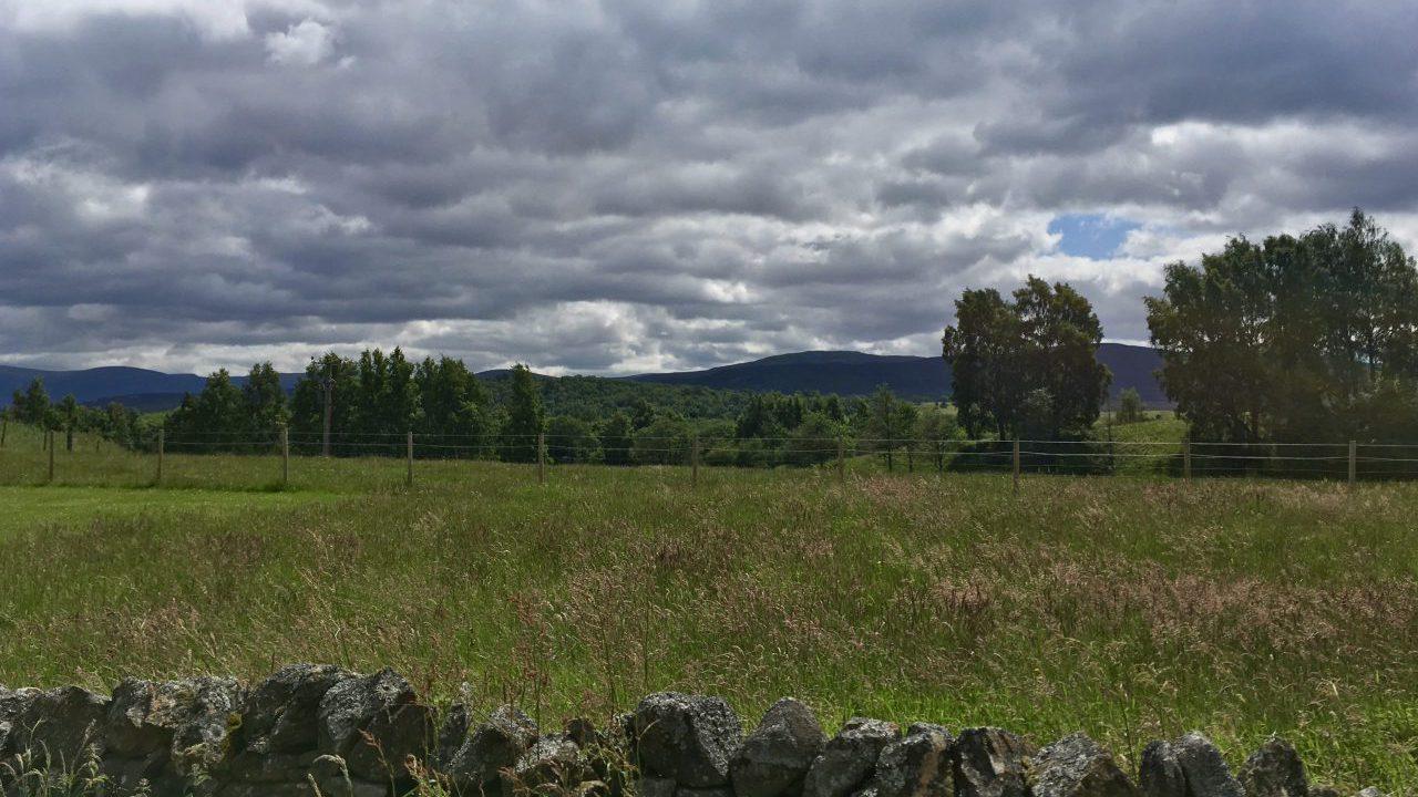 Sur les traces d'Outlander au Highland Folk Museum