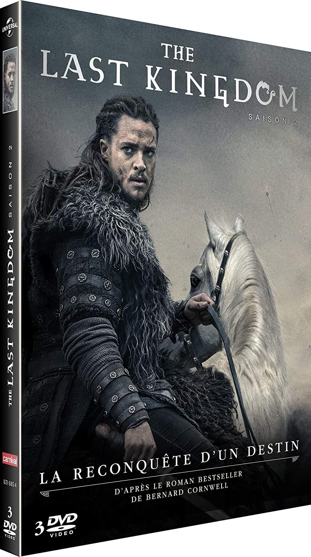 The Last Kingdom – Saison 2 – DVD