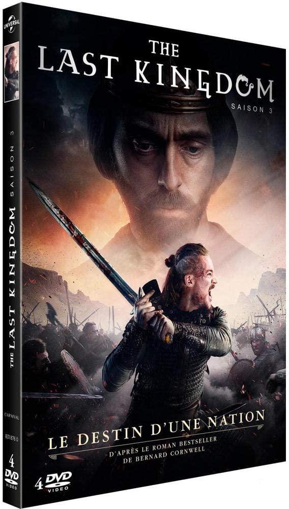 The Last Kingdom – Saison 3 – DVD