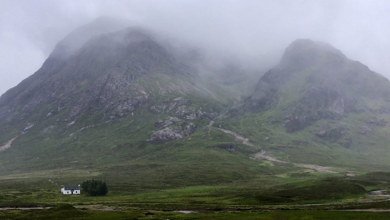 De Fort William à Glencoe
