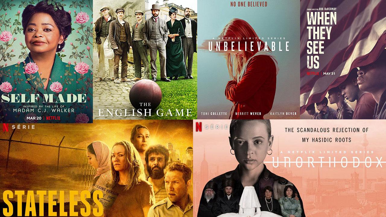 Netflix : 6 mini-séries inspirées d'une histoire vraie