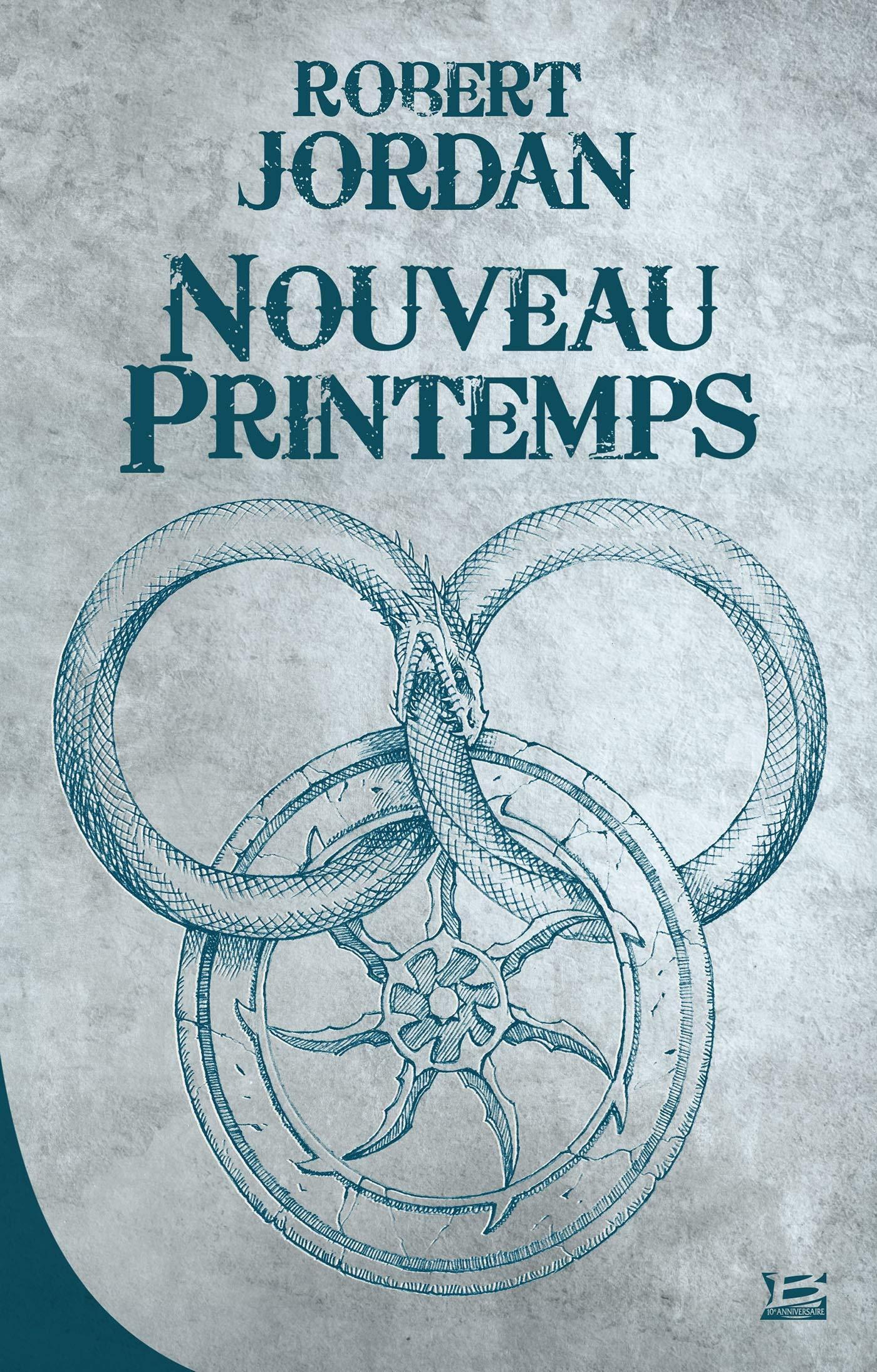 La Roue du Temps – Nouveau printemps / The Wheel of Time