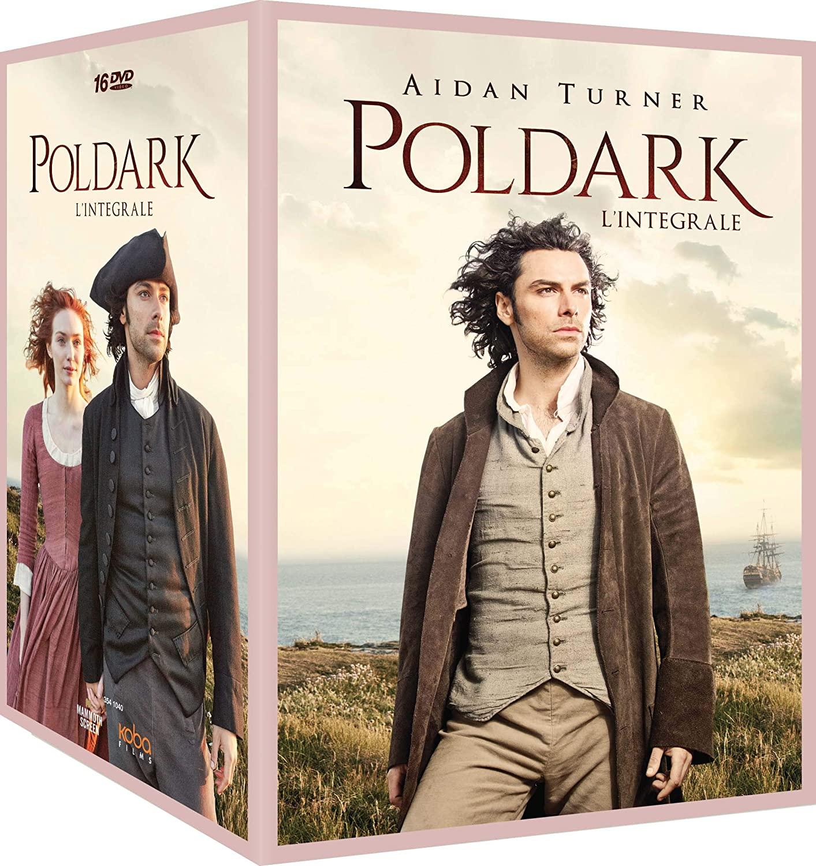 Poldark – Coffret – L'intégrale des Saisons 1 à 5 – DVD