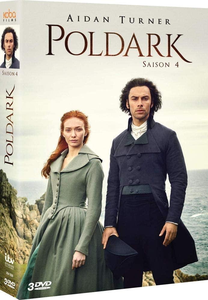 Poldark – Saison 4 – DVD