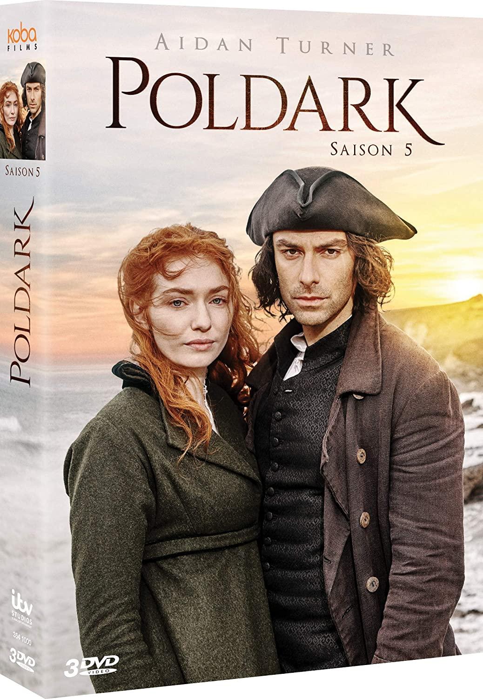 Poldark – Saison 5 – DVD