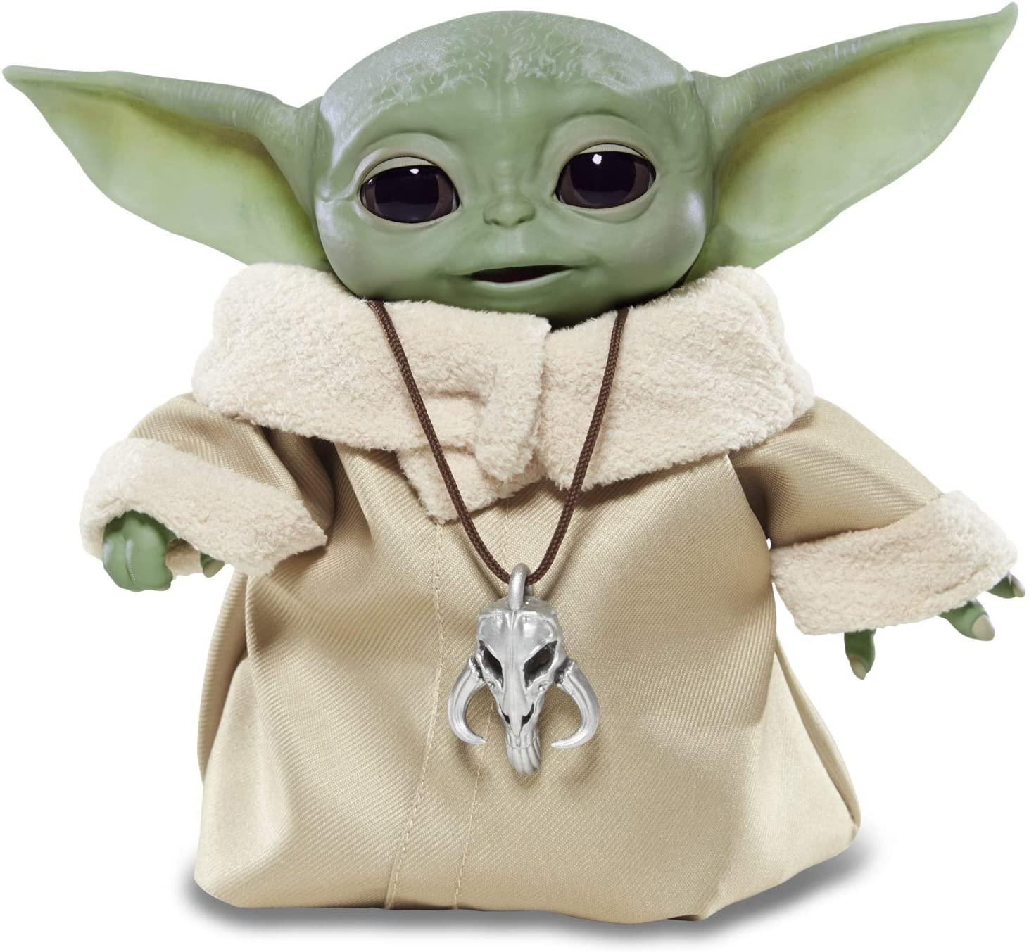 The Mandalorian – Figurine Interactive The Child Animatronique – Baby Yoda