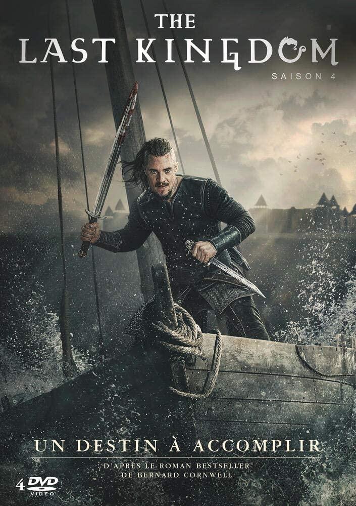 The Last Kingdom – Saison 4 – DVD