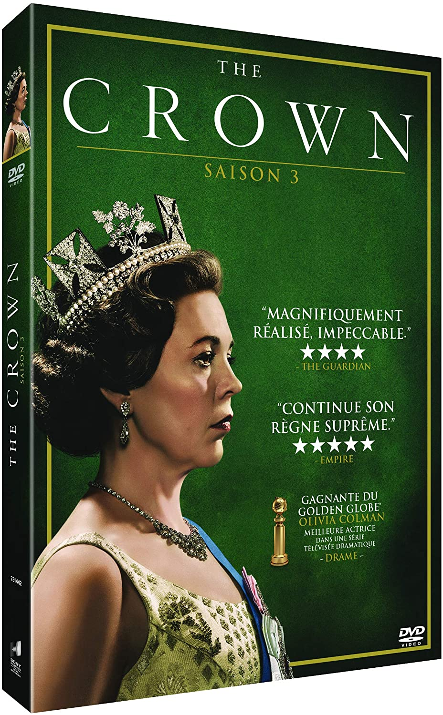 The Crown – Saison 3 – DVD
