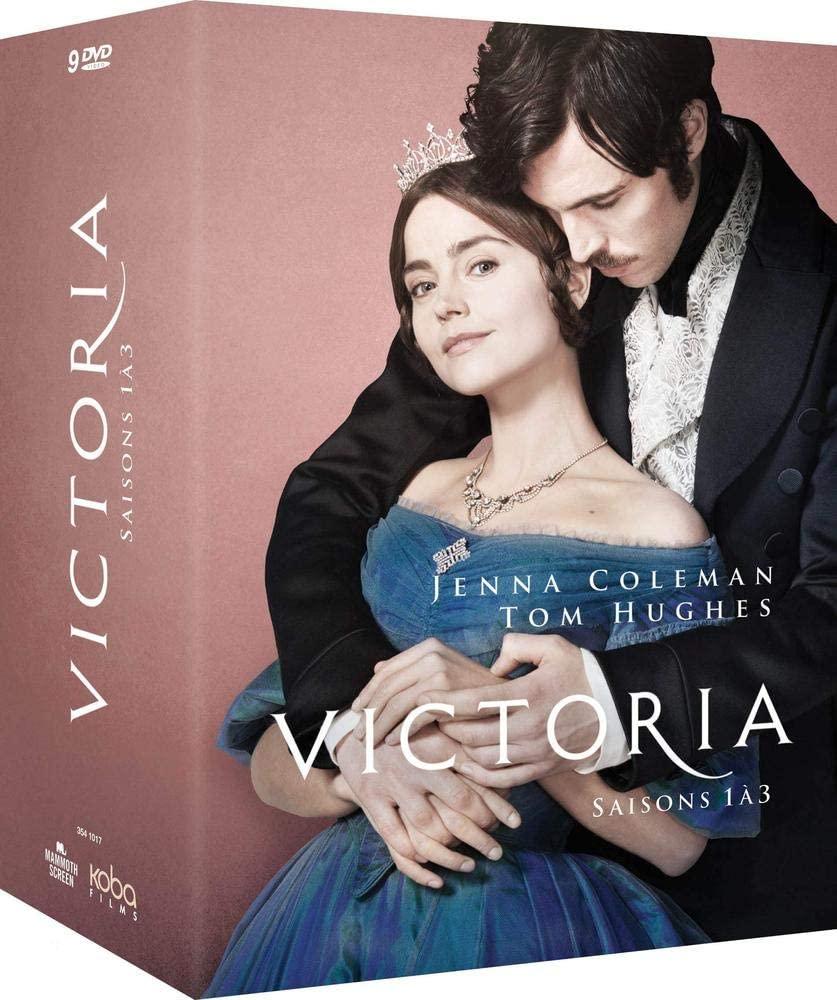 Victoria – Coffret des saisons 1 à 3 – DVD