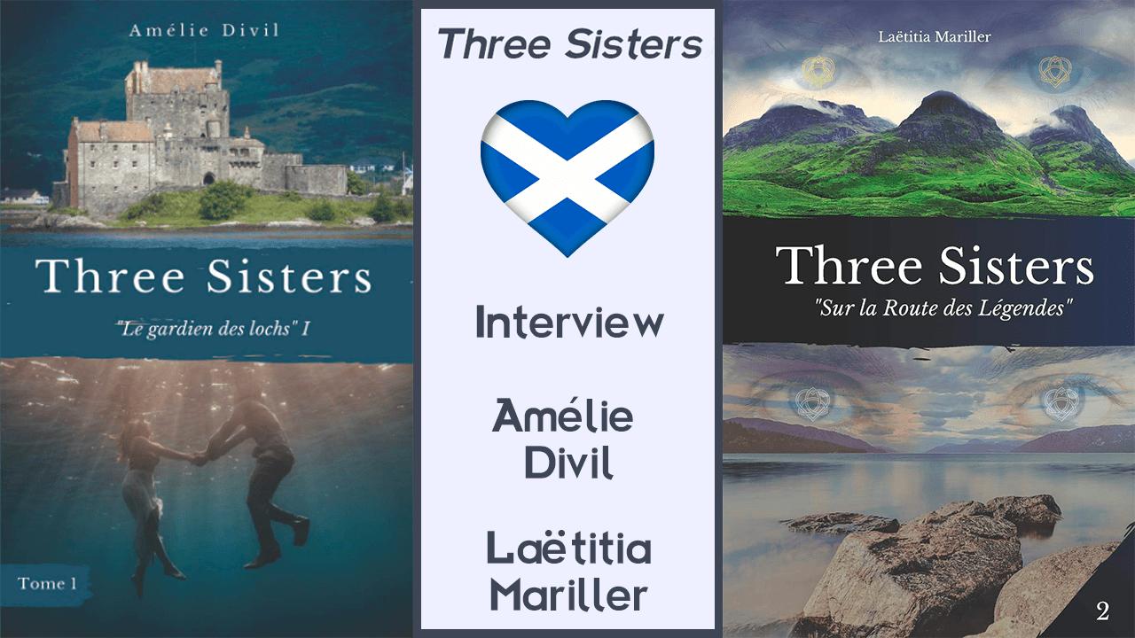 Les auteures de Three Sisters vous emmènent en Écosse